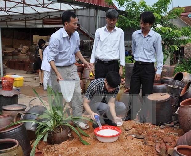 Dengue fever incidence spirals in Khanh Hoa hinh anh 1