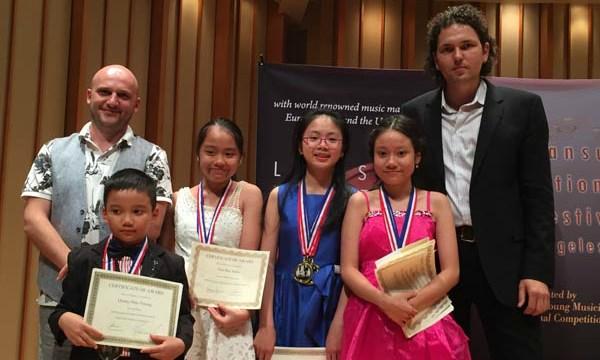 Vietnam wins 22 awards at US music festival hinh anh 1