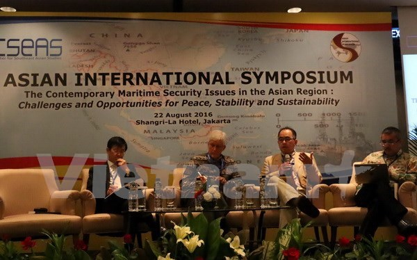 Maritime security issues generate challenges, opportunities in Asia hinh anh 1