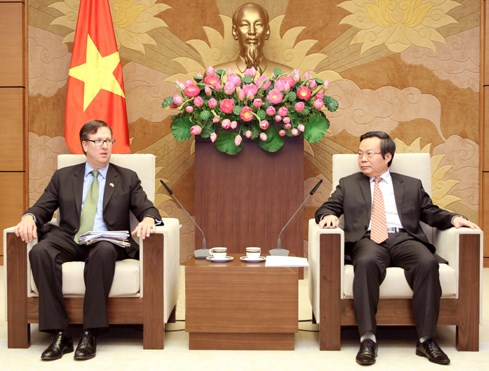 Economic ties – a momentum for Vietnam-US relations: official hinh anh 1