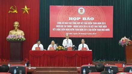 Vietnam's 2014 public debt reached 102 billion USD: State audit hinh anh 1