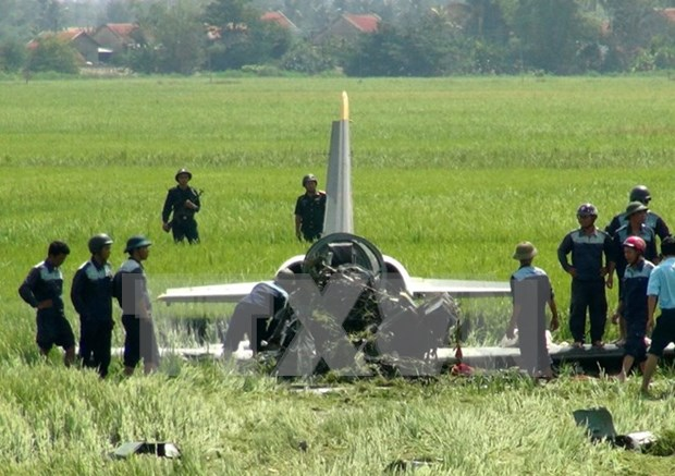 Deceased pilot awarded Fatherland Protection Order hinh anh 1