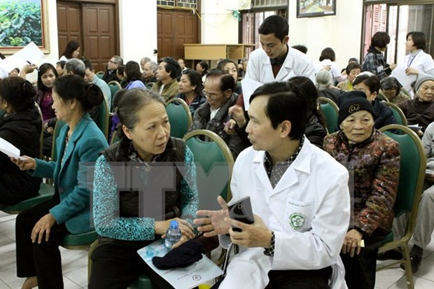 About 1.5 million elderly people benefit from welfare hinh anh 1