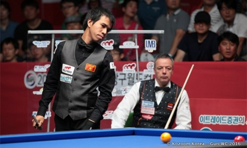 Vietnam wins World Cup 3-cushion silver hinh anh 1