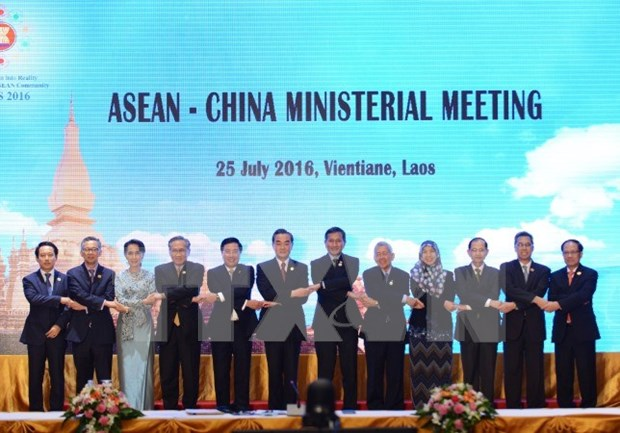 ASEAN-China Summit to discuss East Sea issue hinh anh 1