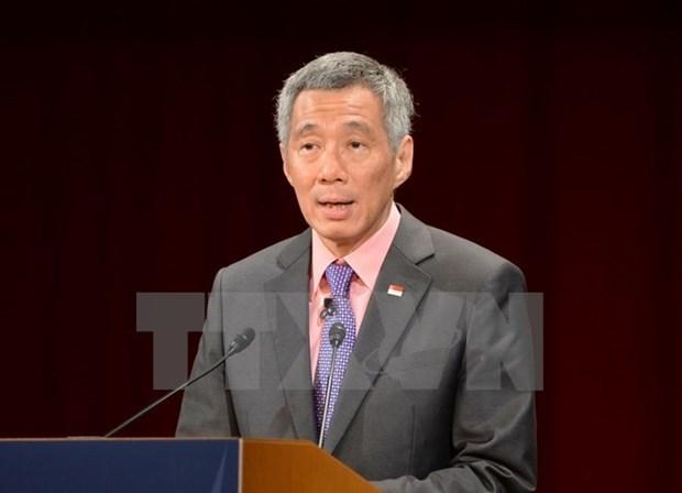 Singapore advocates positive ASEAN-China ties hinh anh 1