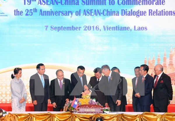 ASEAN leaders remain seriously concerned about East Sea situation hinh anh 1
