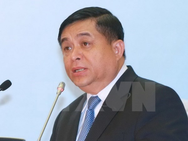 Investment promotion conference held in US hinh anh 1