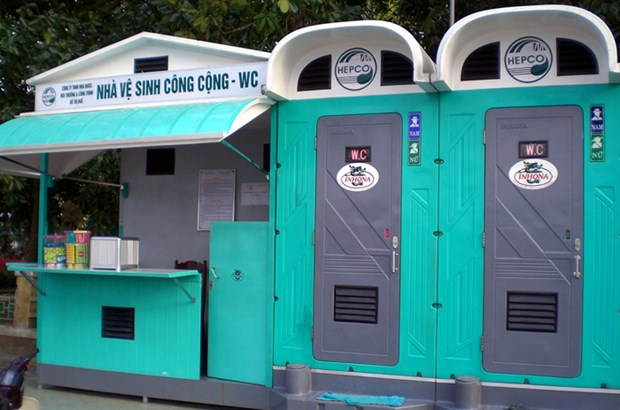 Quang Ninh to build environmentally-friendly public toilets hinh anh 1