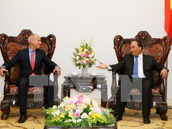 Prime Minister meets with Indochina Capital CEO hinh anh 1
