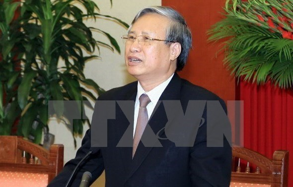 Vietnam, China share experience in Party building hinh anh 1