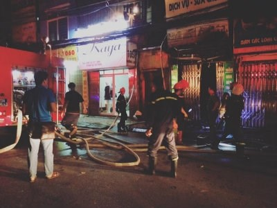 High rise fire safety still poor in capital hinh anh 1