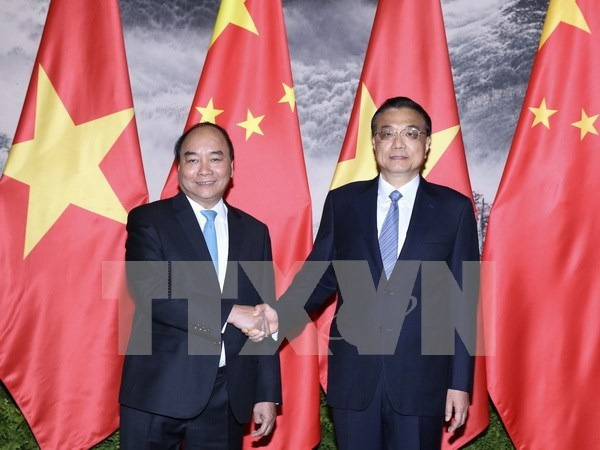 Vietnam, China deepen comprehensive strategic cooperative partnership hinh anh 1