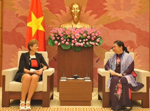 Vietnam, Denmark required to maintain legislative cooperation hinh anh 1