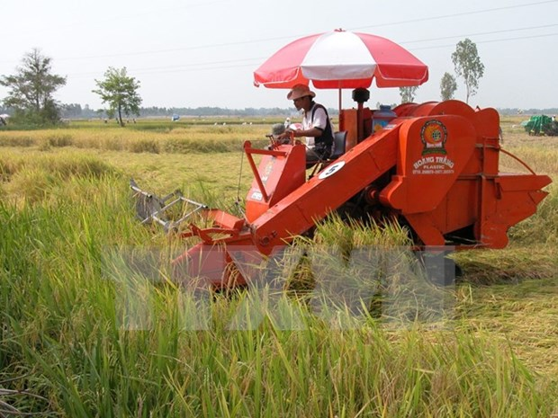 Nearly 70 pct of agricultural machines are imported hinh anh 1