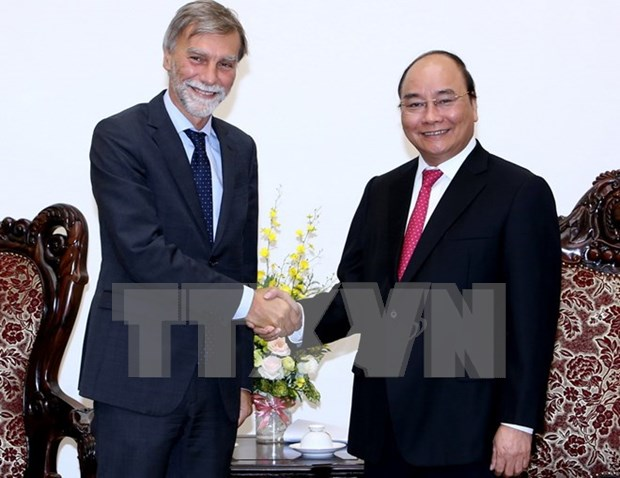 Italy – a companion to Vietnam during development: minister hinh anh 1