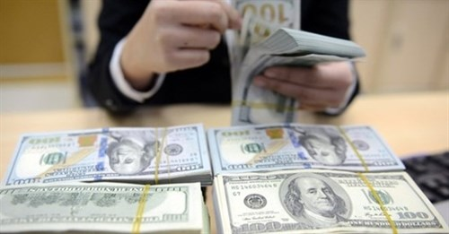 Vietnam's foreign currency reserves at record high hinh anh 1