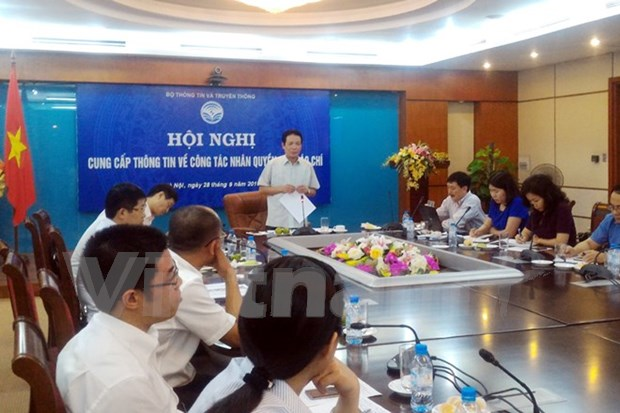 Media updated with information on human rights in Vietnam hinh anh 1