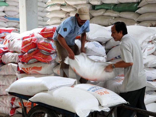Rice shipments drop in nine months hinh anh 1