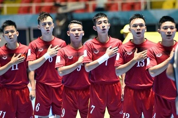 Vietnam given Futsal World Cup fair play award hinh anh 1