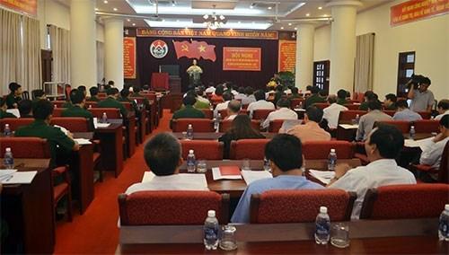 Dak Nong: Party organisations tighten border-work link hinh anh 1