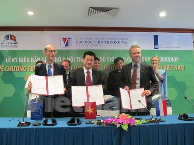 Programme to develop brands for Vietnam's food industry hinh anh 1