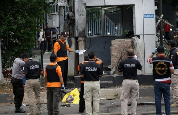 Malaysia arrests 16 for suspected militant links hinh anh 1