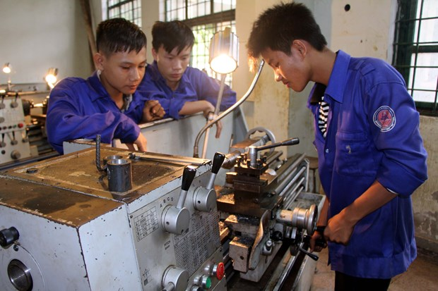 Mekong Delta develops human resources hinh anh 1