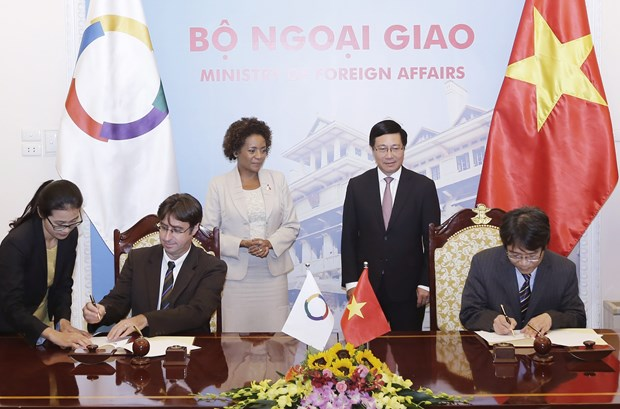 Vietnam – reliable member of Francophone community: OIF chief hinh anh 1
