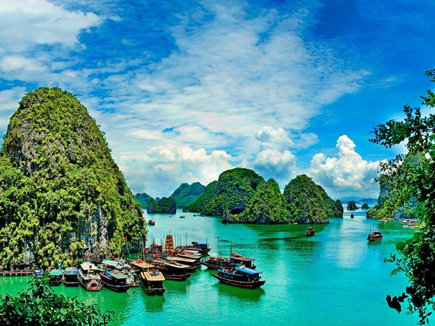 Ha Long Bay, Hanoi pho among can't-miss things in Asia hinh anh 1