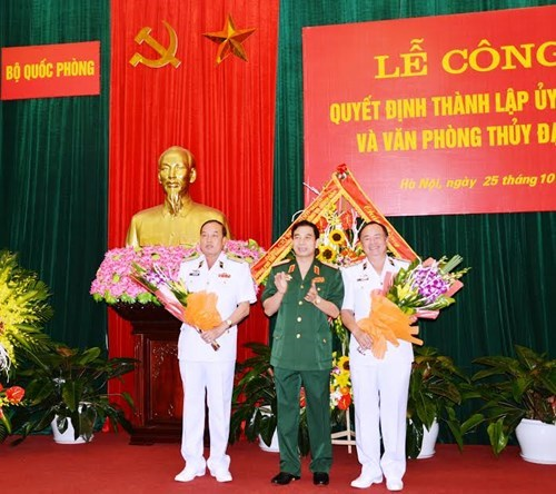 Vietnam launches hydrographic commission, office hinh anh 1