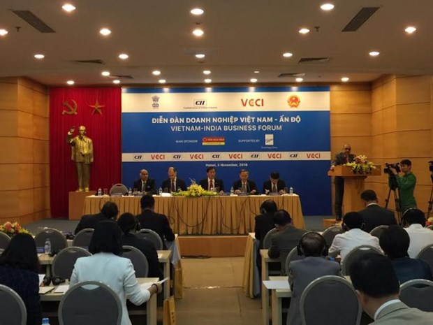 Forum aims to boost Vietnam-India trade, investment ties hinh anh 1