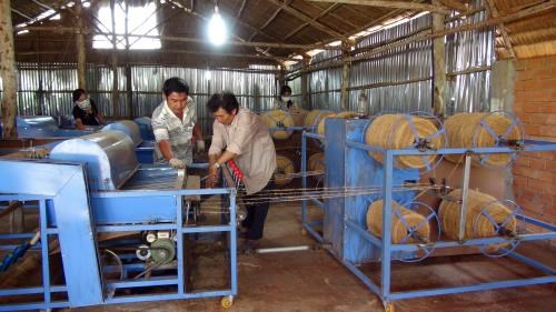 Ben Tre hopes to earn 190 million USD from exports in Q4 hinh anh 1