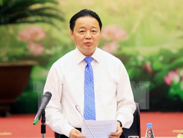Natural resources minister pledges more transparency hinh anh 1