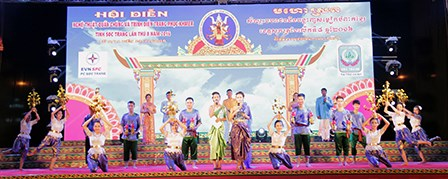 Various events celebrate Ok Om Bok Festival hinh anh 1