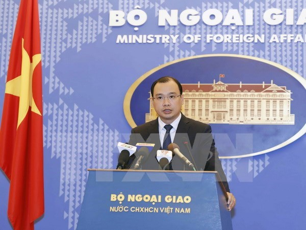 Vietnam reiterates importance of US ties after Trump's election hinh anh 1