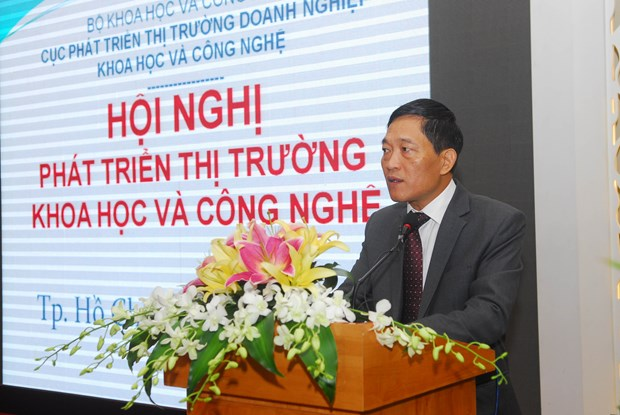 Intermediaries need assistance to develop sci-tech market hinh anh 1