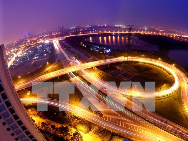 Hanoi: 10-month foreign investment jumps 2.6 times year on year hinh anh 1