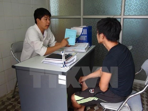 More services support drug rehabilitation hinh anh 2