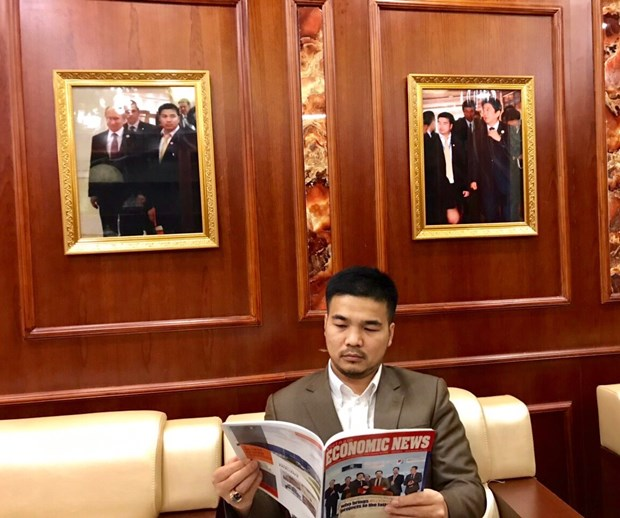 Billionaire Mai Vu Minh: An influential investor in the world hinh anh 1