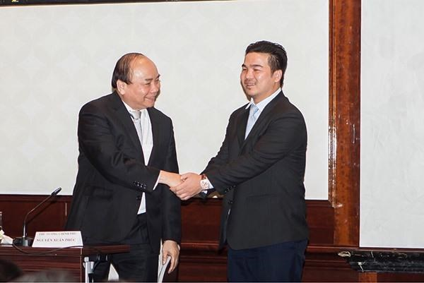Bosnia-Herzegovina President meets billionaire Mai Vu Minh hinh anh 3
