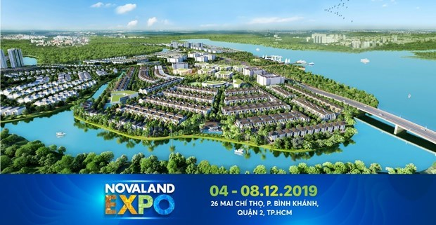 Novaland honoured in Vietnam listed company awards 2019 hinh anh 1