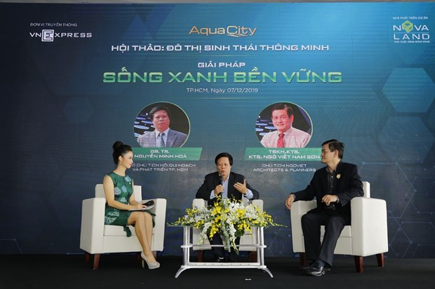 Novaland Expo makes strong impression on visitors, investors hinh anh 3