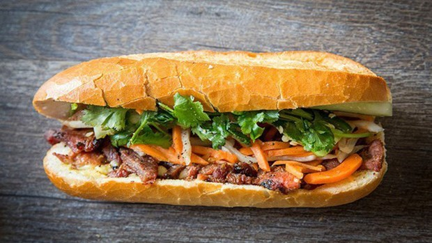 Vietnamese Banh mi - Popular food makes the world 'crazy' hinh anh 1