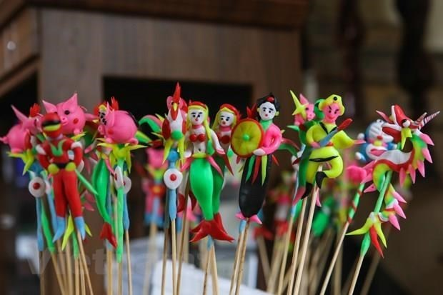 Making to he - folk culture in Vietnam's rural areas hinh anh 1