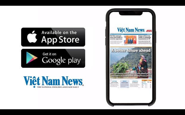 COVID-19 fighter: Don't miss out with Viet Nam News' new app! hinh anh 2