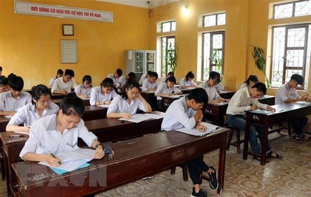 Special 2020 national high school exam hinh anh 1