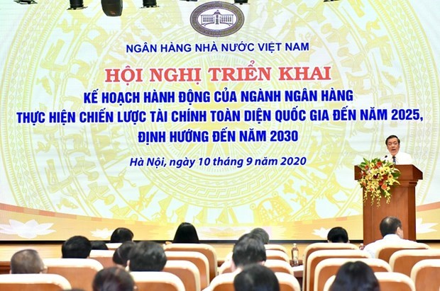 National financial strategy's implementation promoted hinh anh 1