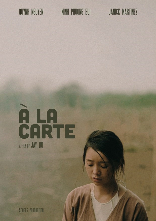 Two young Vietnamese directors attend short film festival in US hinh anh 2