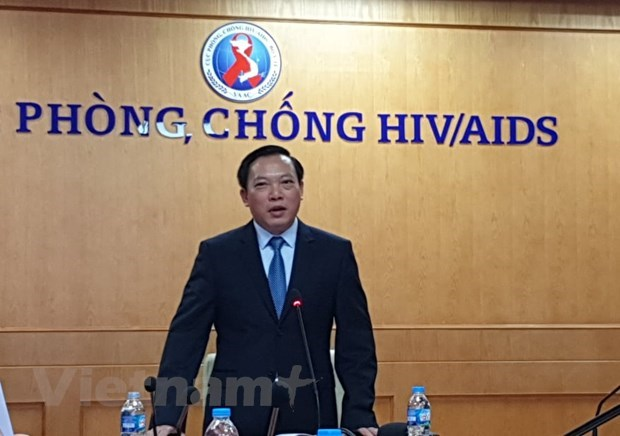 30 years of response and opportunities to end AIDS in Vietnam hinh anh 2